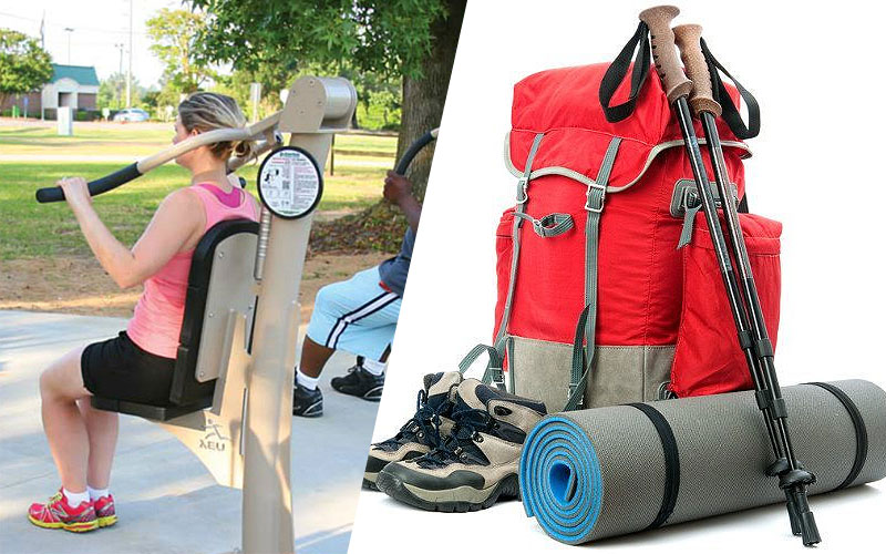Up to 80% Off on Sports & Outdoor Products