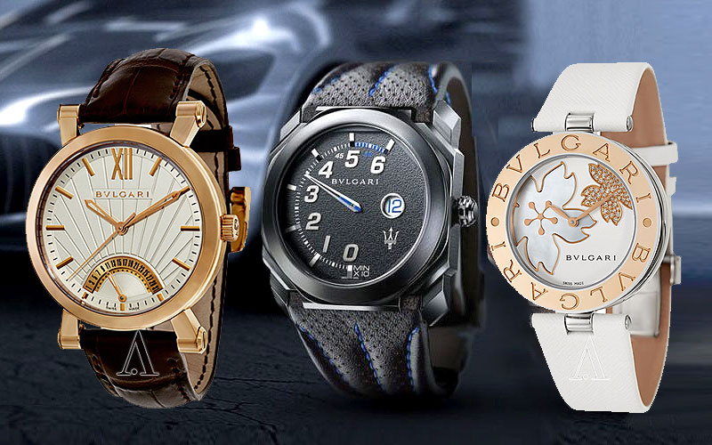 Up to 75% Off on Bulgari Watches