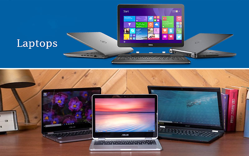 Up to 35% Off on Top Brand Laptops & Notebooks