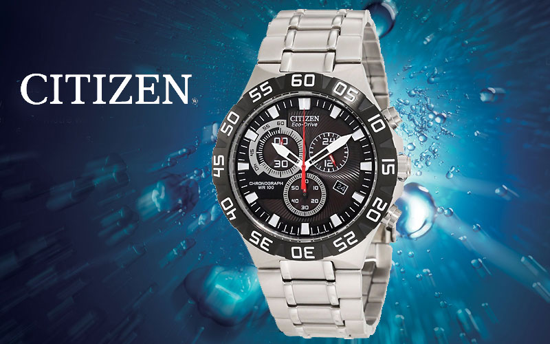 Up to 65% Off on Citizen Watches
