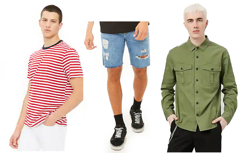 Sale: Up to 35% Off on Men's Clothing