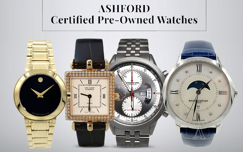 Up to 80% Off on Ashford Pre-Owned Watches