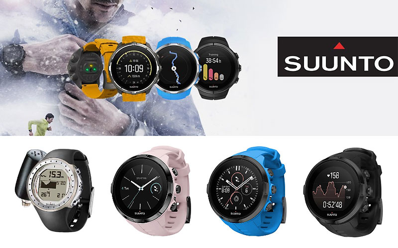 Up to 60% Off on Suunto Watches