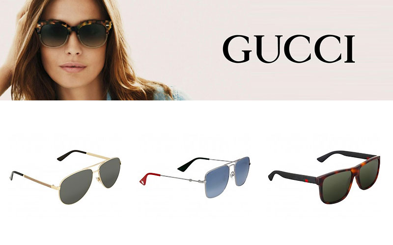 UP to 65% Off on Gucci Sunglasses