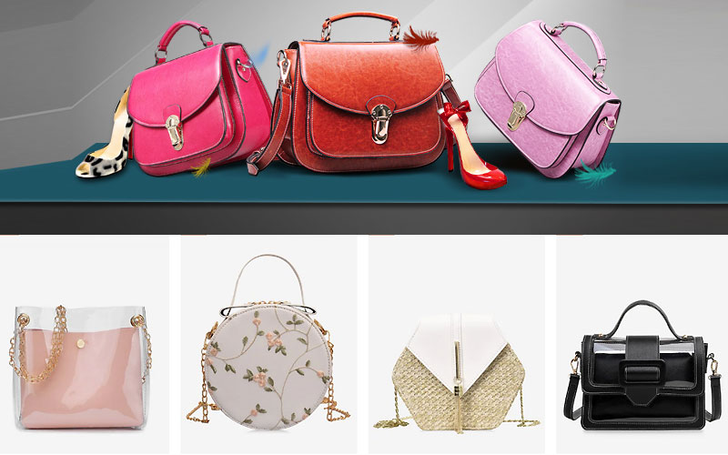UP to 65% Off on Designer Handbags