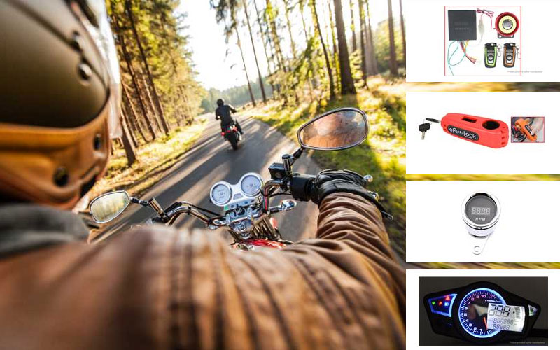 Best Motorcycle Gadgets Starting from $1.74 Only