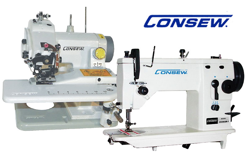 Up to 25% Off on Consew Industrial Sewing Machines