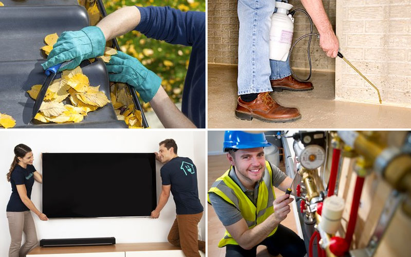 Up to 80% Off on Home Services