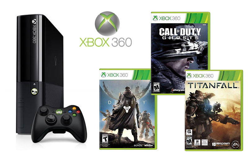 Up to 60% Off on Xbox 360 Games