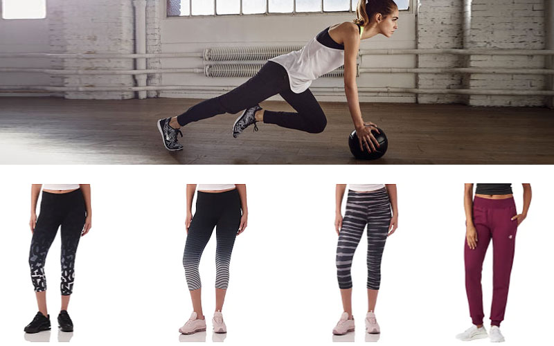 Up to 70% Off on Women's Athletic Pants