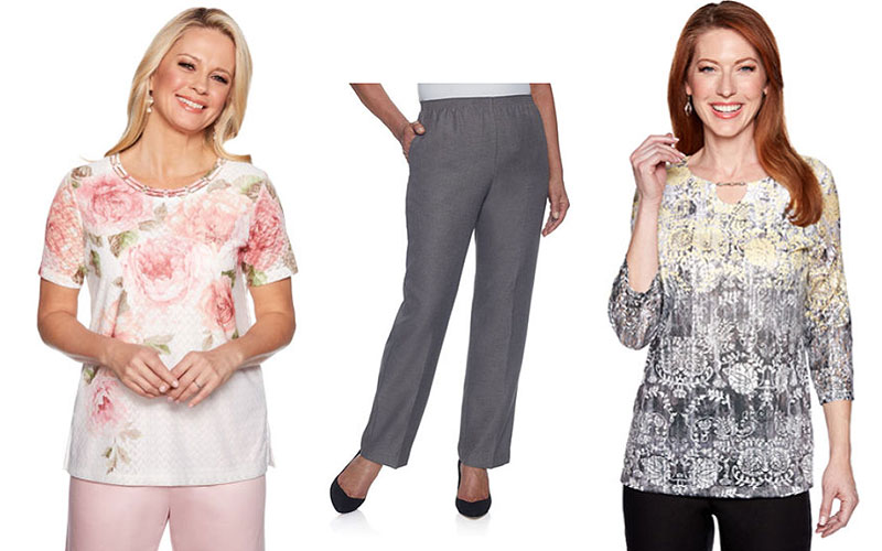 Up to 65% Off on Alfred Dunner Women's Clothing