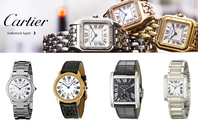 Up to 20% Off on Best Cartier Watches