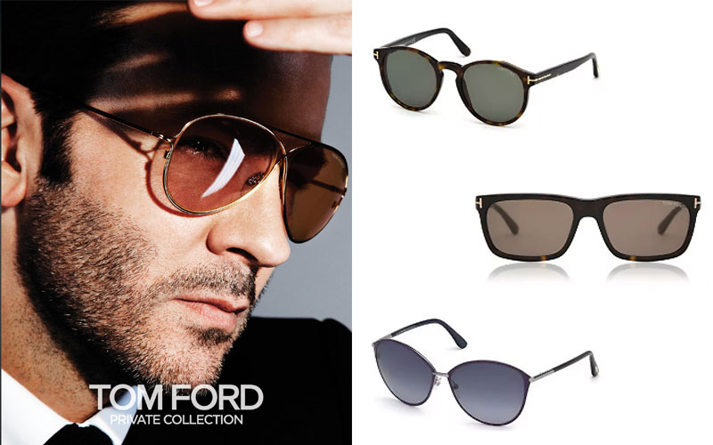 Up to 80% Off on Tom Ford Sunglasses