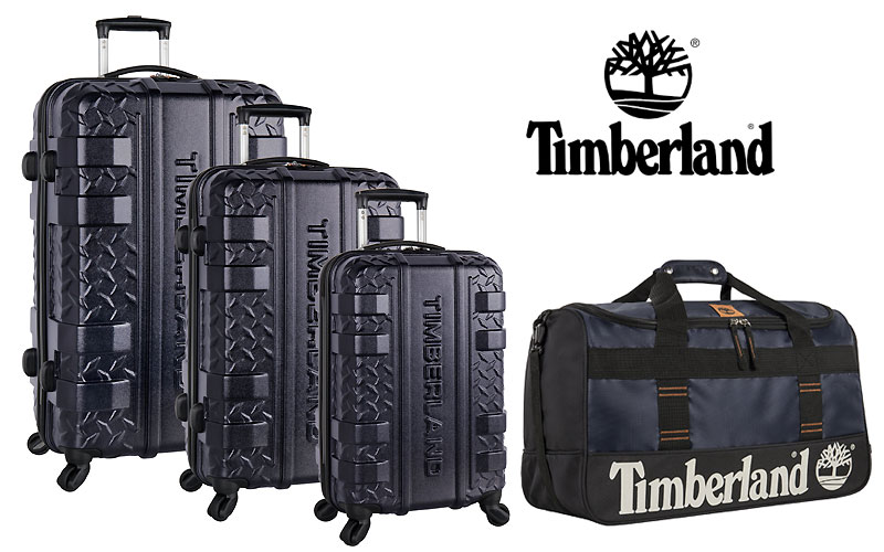 Up to 75% Off on Timberland Luggage Bags