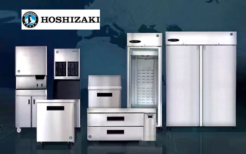 Buy Hoshizaki Ice Makers, Refrigerators & Parts