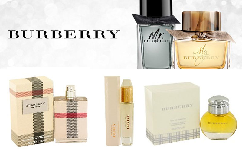 Up to 40% Off on Burberry Perfumes for Men & Women