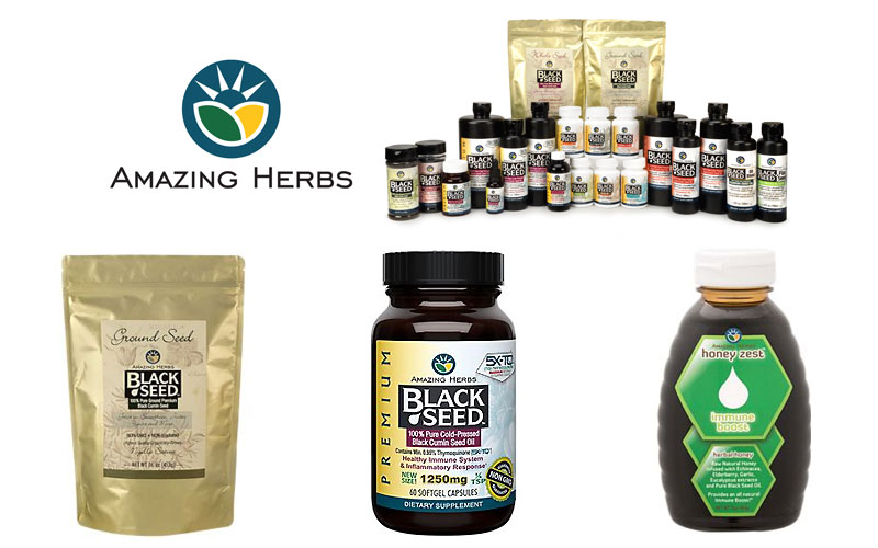 Amazing Herbs Products Starting from $14.99 Only