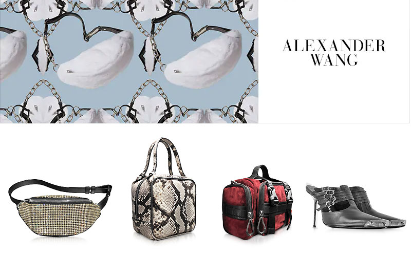 Up to 70% Off Alexander Wang Handbags & Shoes