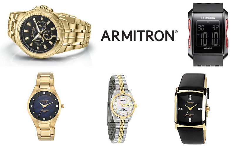 Up to 25% Off on Armitron Watches