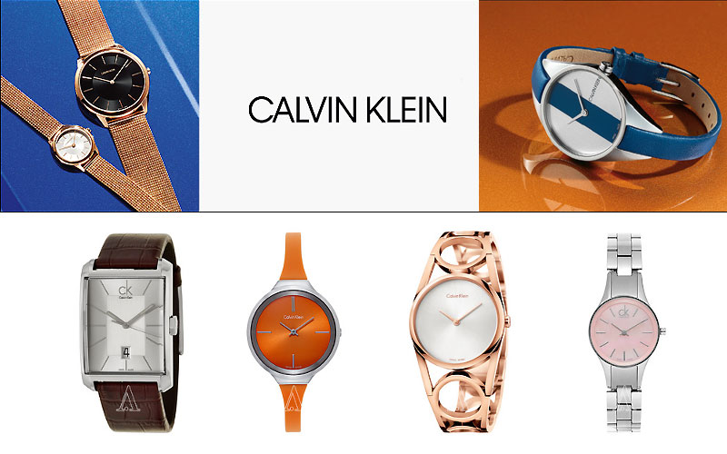 Up to 80% Off on Calvin Klein Watches