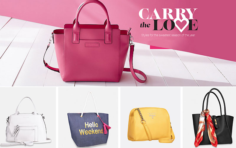 Up to 30% Off on Designer Handbags