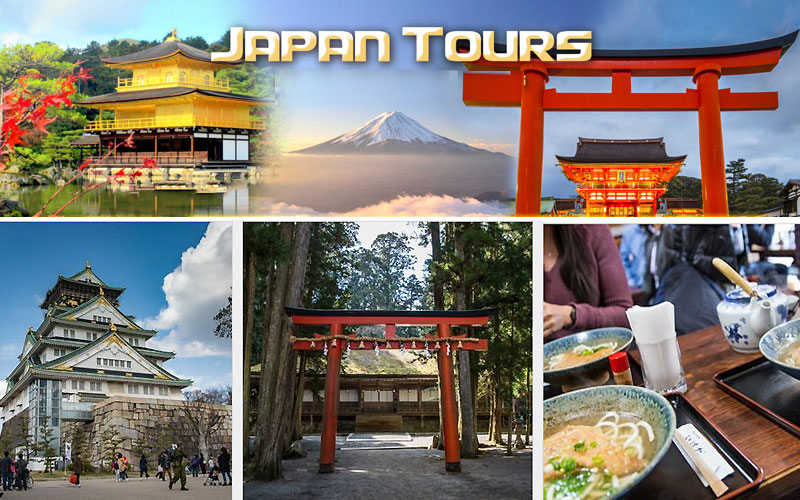 Up to 20% Off on Japan Tour Packages