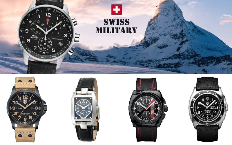 Up to 55% Off on Military Watches