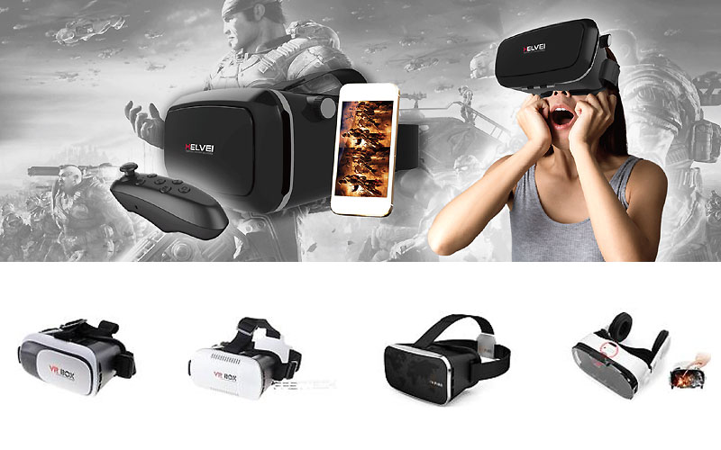 Best Virtual Reality Goggles Starting from $9.41
