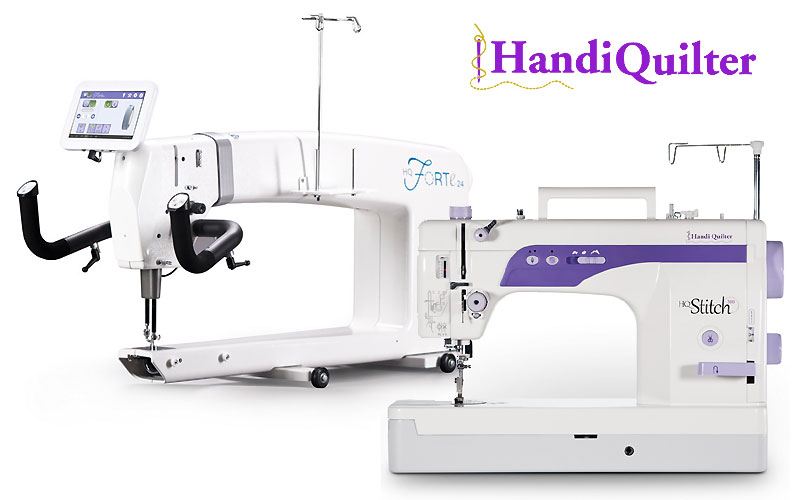 Up to 45% Off on Handi Quilter Frames & Quilting Machines