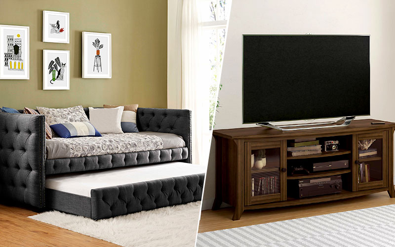 Up to 60% Off on Boscovs Furniture & Mattresses