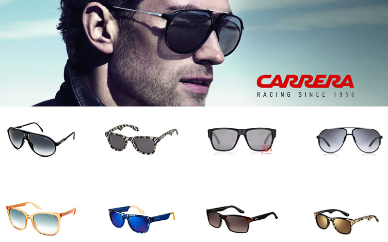 Up to 60% Off on Carrera Sunglasses for Men & Women