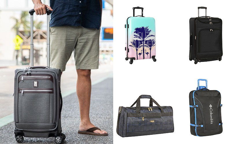 Up to 70% Off on Carry On Luggage