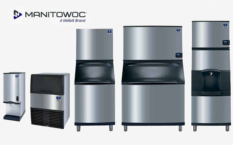 Up to 55% Off on Manitowoc Ice Machines, Bins & Dispensers