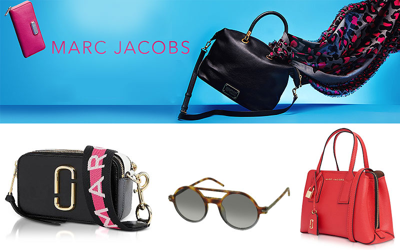 Shop Marc Jacobs Handbags & Sunglasses