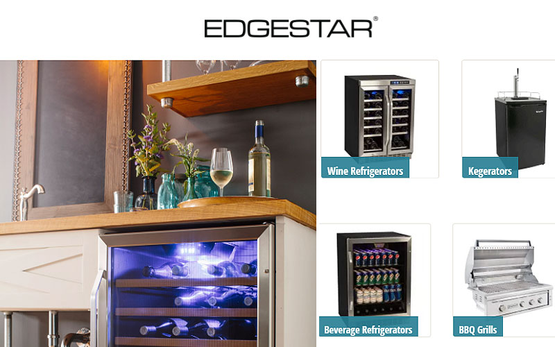 Shop EdgeStar Kitchen Appliances - Up to 40% Off