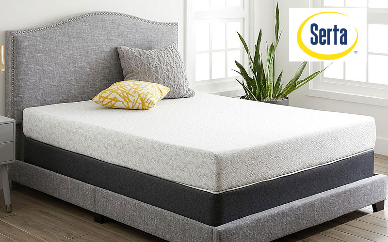 Up to 15% Off on Serta Foam Mattress