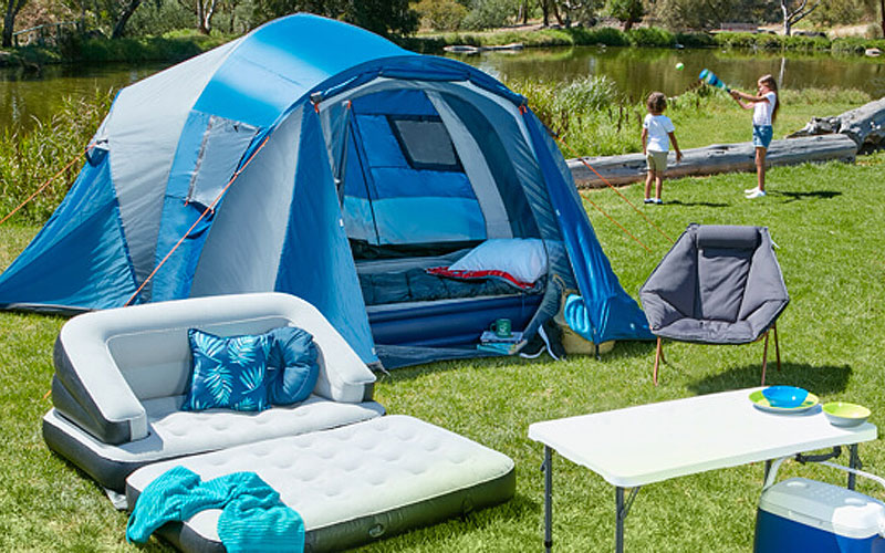 Up to 65% Off on Camping & Hiking Equipment