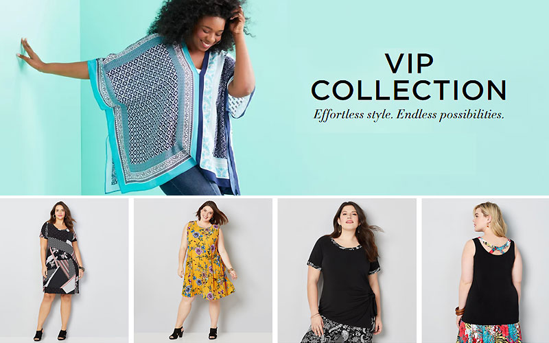 Up to 60% Off on Avenue Plus Size VIP Collection