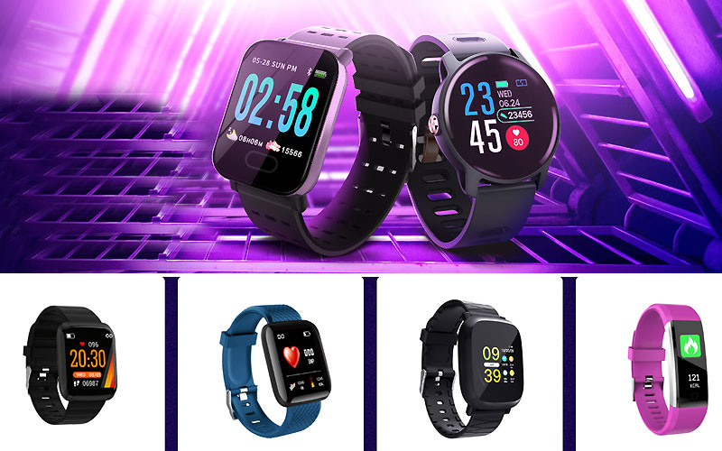 Up to 70% Off on Bakeey Smartwatches
