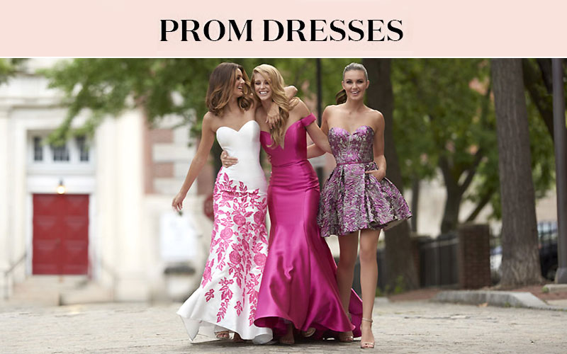 Up to 45% Off on Prom Dresses & Shoes