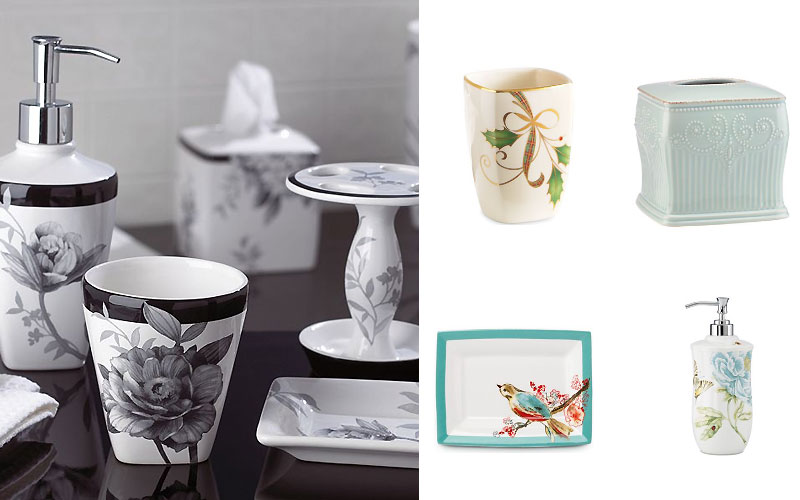 Up to 50% Off on Lenox Bath Accessories