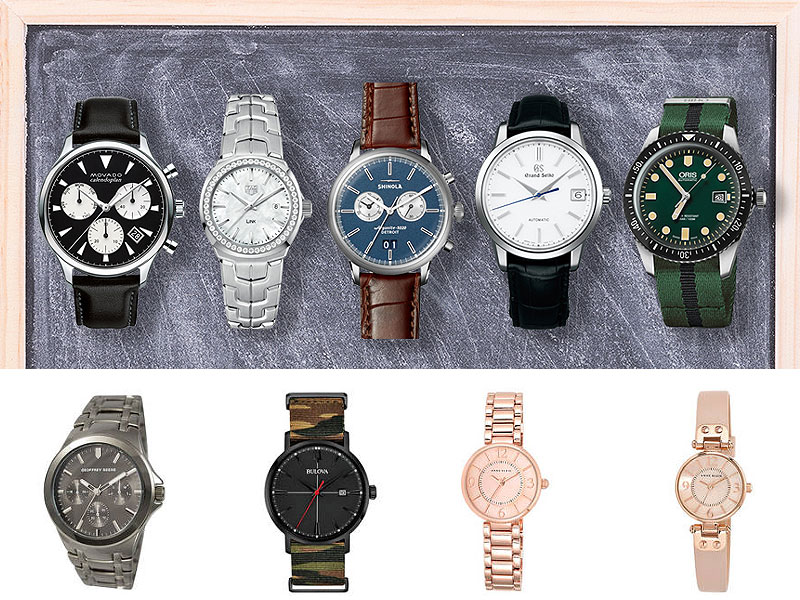 Up to 75% Off on Boscov's Top Brand Watches