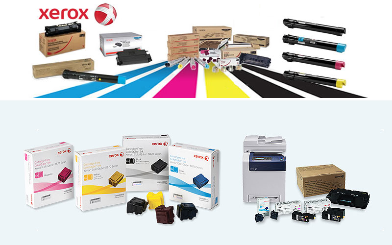 Up to 75% Off on Xerox Toner Cartridges