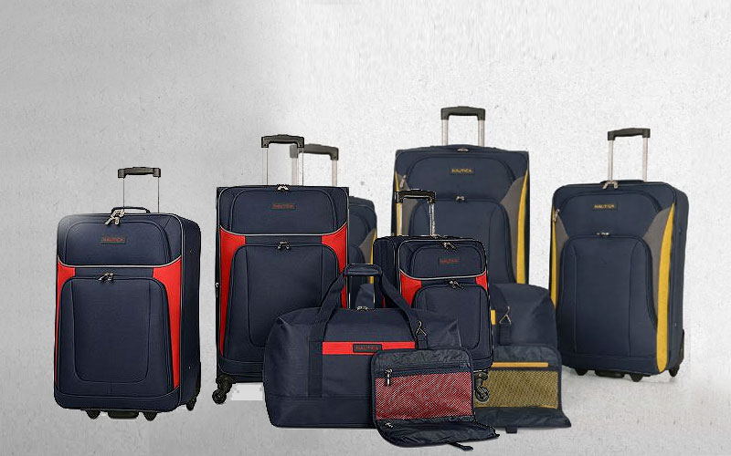Up to 75% Off on Nautica Luggage & Travel Bags