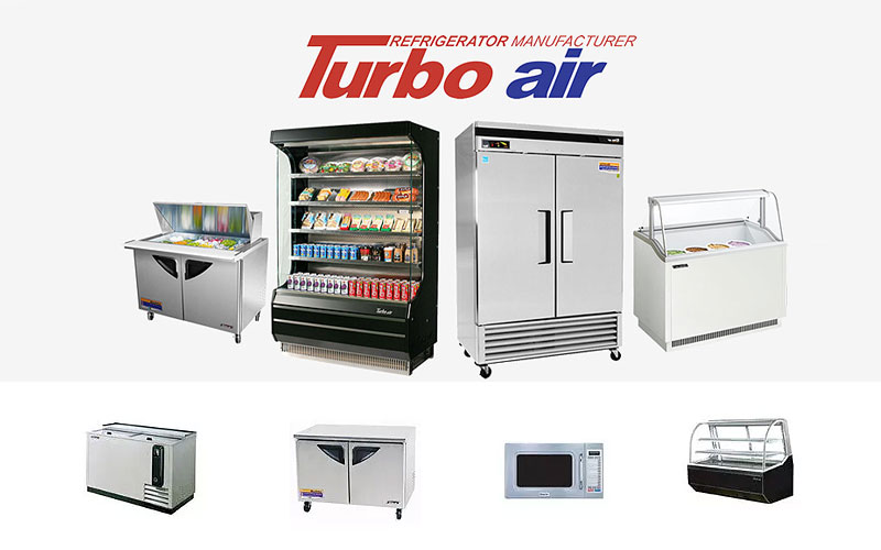 Shop Turbo Air Refrigerators & Restaurant Equipments | Up to 65% Off