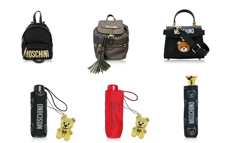Up to 60% Off on Moschino Handbags, Shoes & Accessories