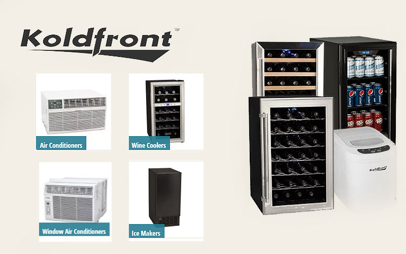 Shop Koldfront Wine Cooler, Air Conditioner & More