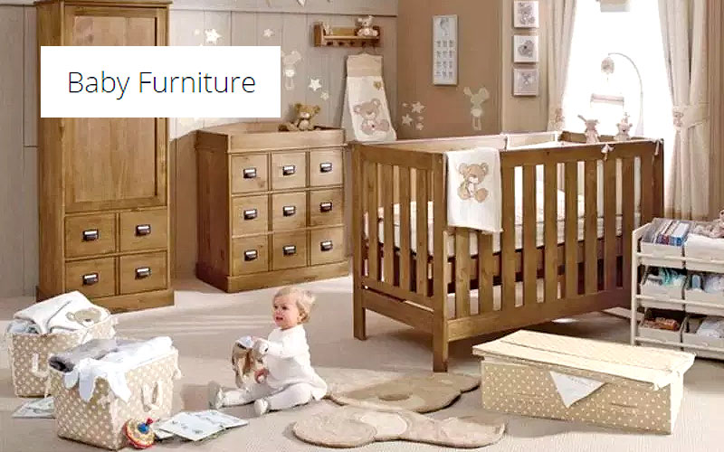 Up to 40% Off on Nursery & Baby Furniture