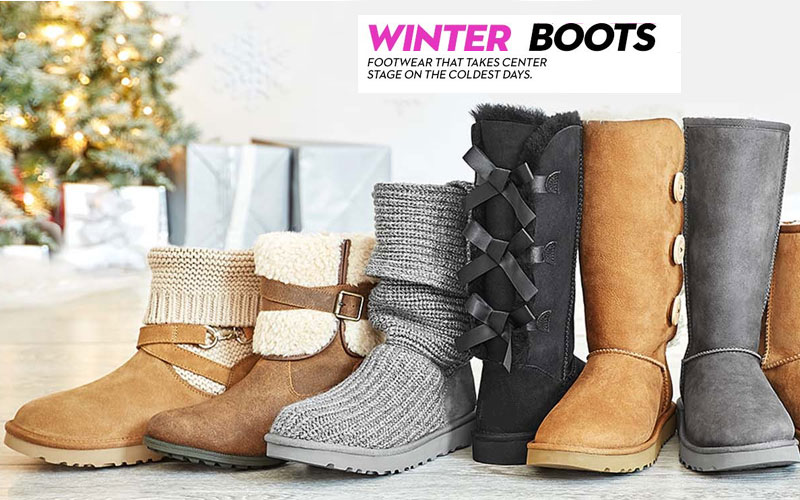 Women's Winter Boots Sale: Up to 75% Off