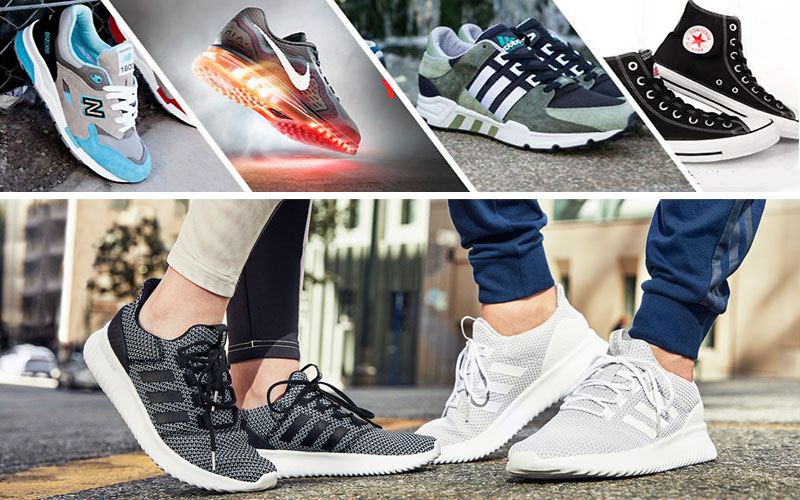 Up to 85% Off on Sneakers & Athletic Shoes